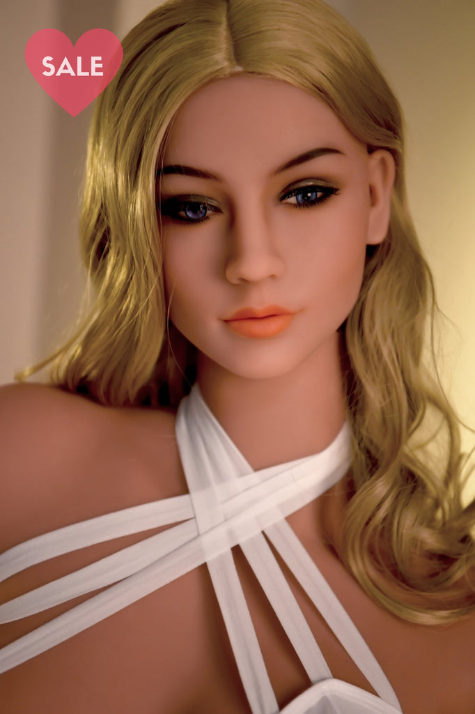 WM 162cm / 5ft 3, B cup Head 227 Charlie is a premium quality, ultra-realistic TPE sex doll.