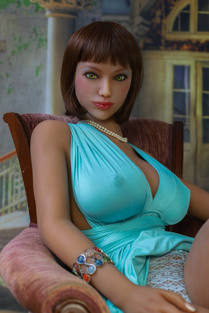 D4E - 165cm Sex Doll Big Breasts | Sophisticated Bibi
