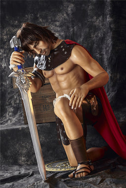 Love Doll | 162cm Male Sex Doll Warrior Charles