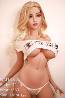 WM Doll - Tina (Penetrable Breasts)