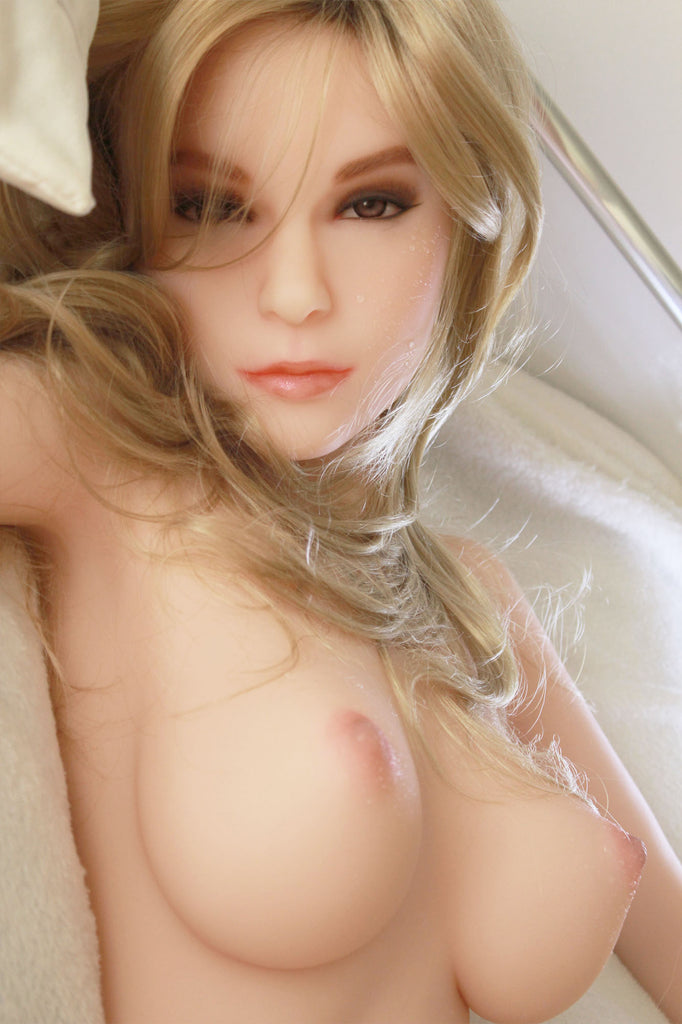 D4E - 145cm EVO Sex Doll - Blonde Victoria