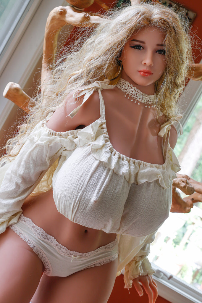 JY Dolls 159cm Sex Doll | Real Life Nancy Big Boobs