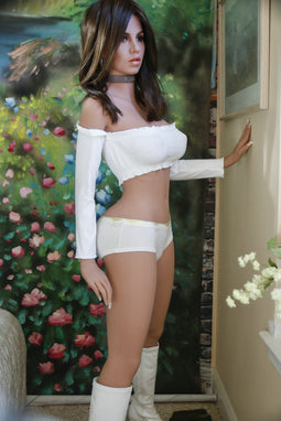 YL Dolls 155cm D cup | Love Sex Doll - Supermodel Rinia