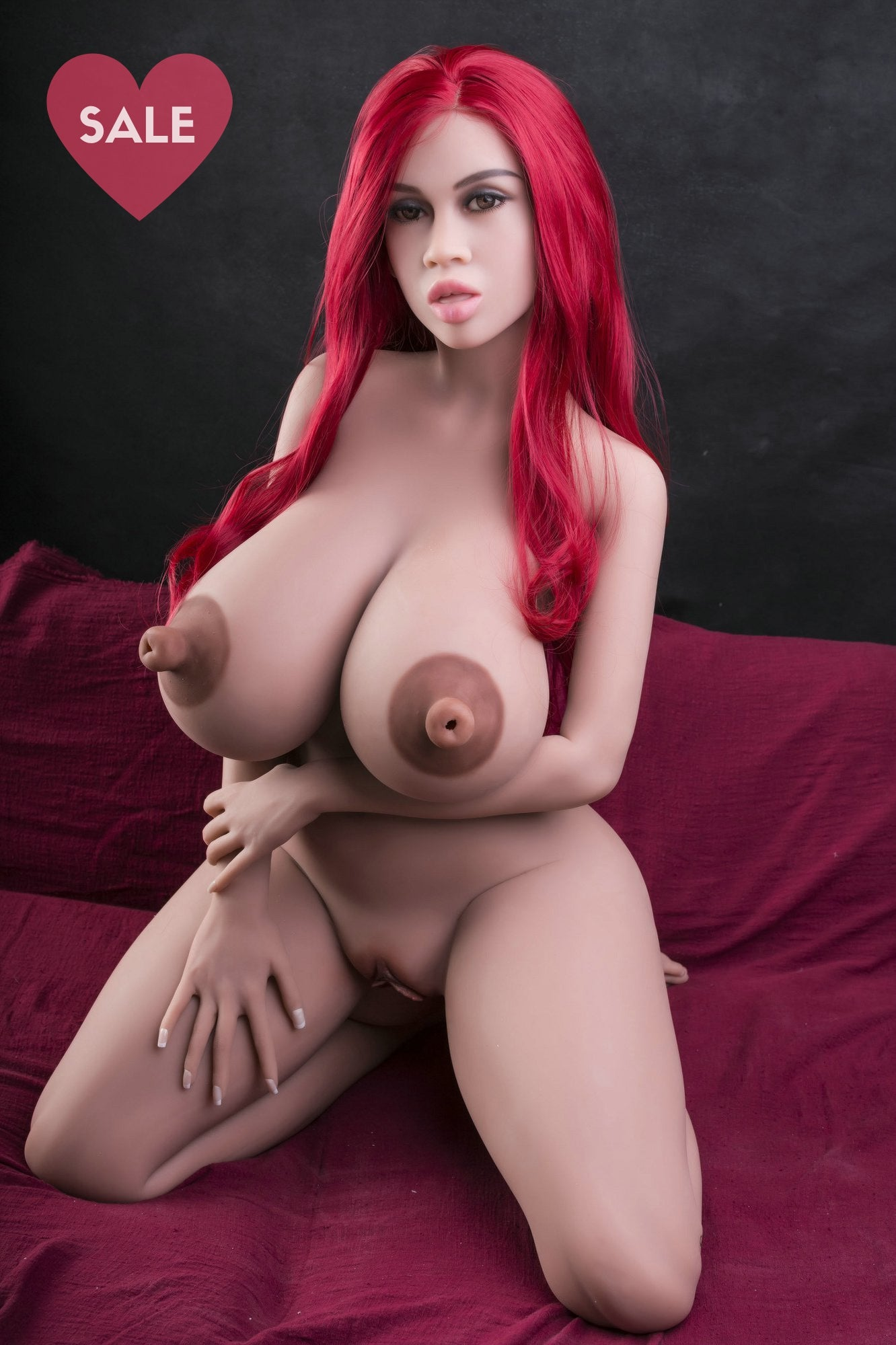 YL Dolls 160cm | Penetrable Breasts Sex Doll - Aisha-Silicone Lovers Sex Dolls