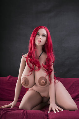 YL Dolls 160cm | Penetrable Breasts Sex Doll - Aisha