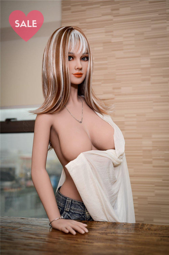 Iron Tech Sex Doll | 157cm Hellen (Tanned)