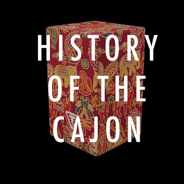 History of The Cajon