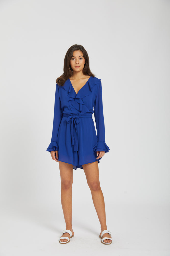Aisha playsuit
