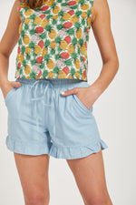 Frill bottom short