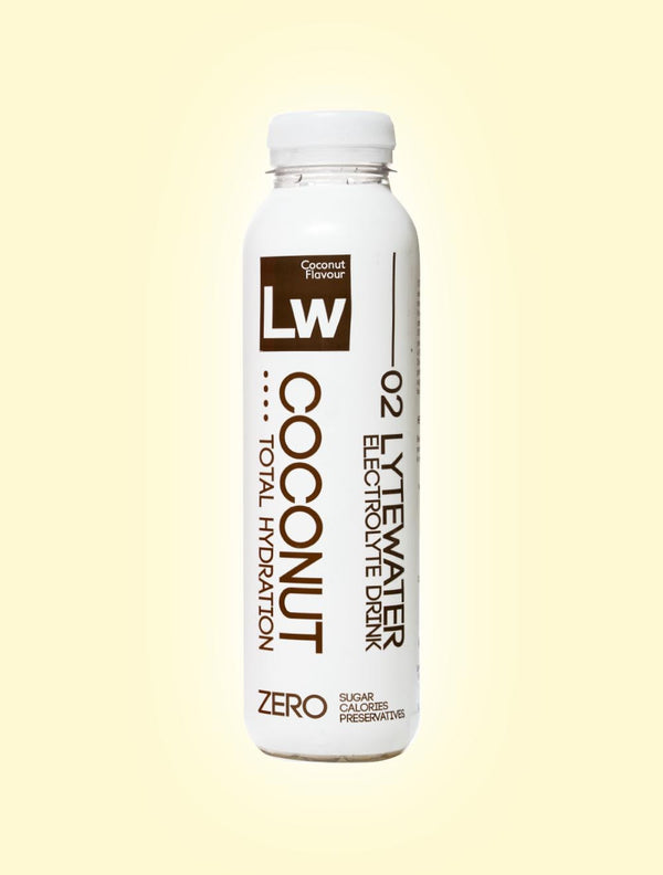 Lytewater Natural Coconut 6 x 400ml
