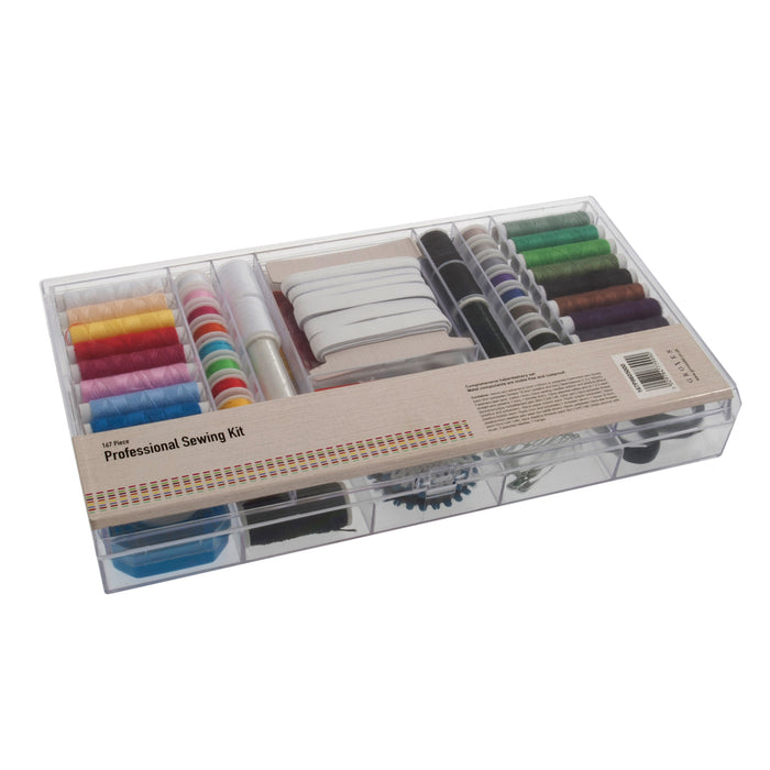 Groves Comprehensive Haberdashery Set - Professional Sewing Kit - 167 Pieces