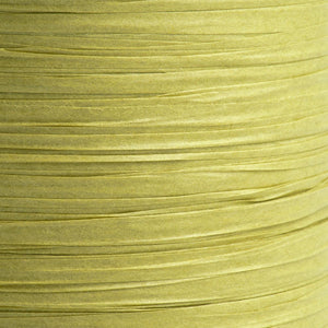 Olive Green 7mm Paper Raffia - Italian Options Tying Ribbon - Button Blue Crafts