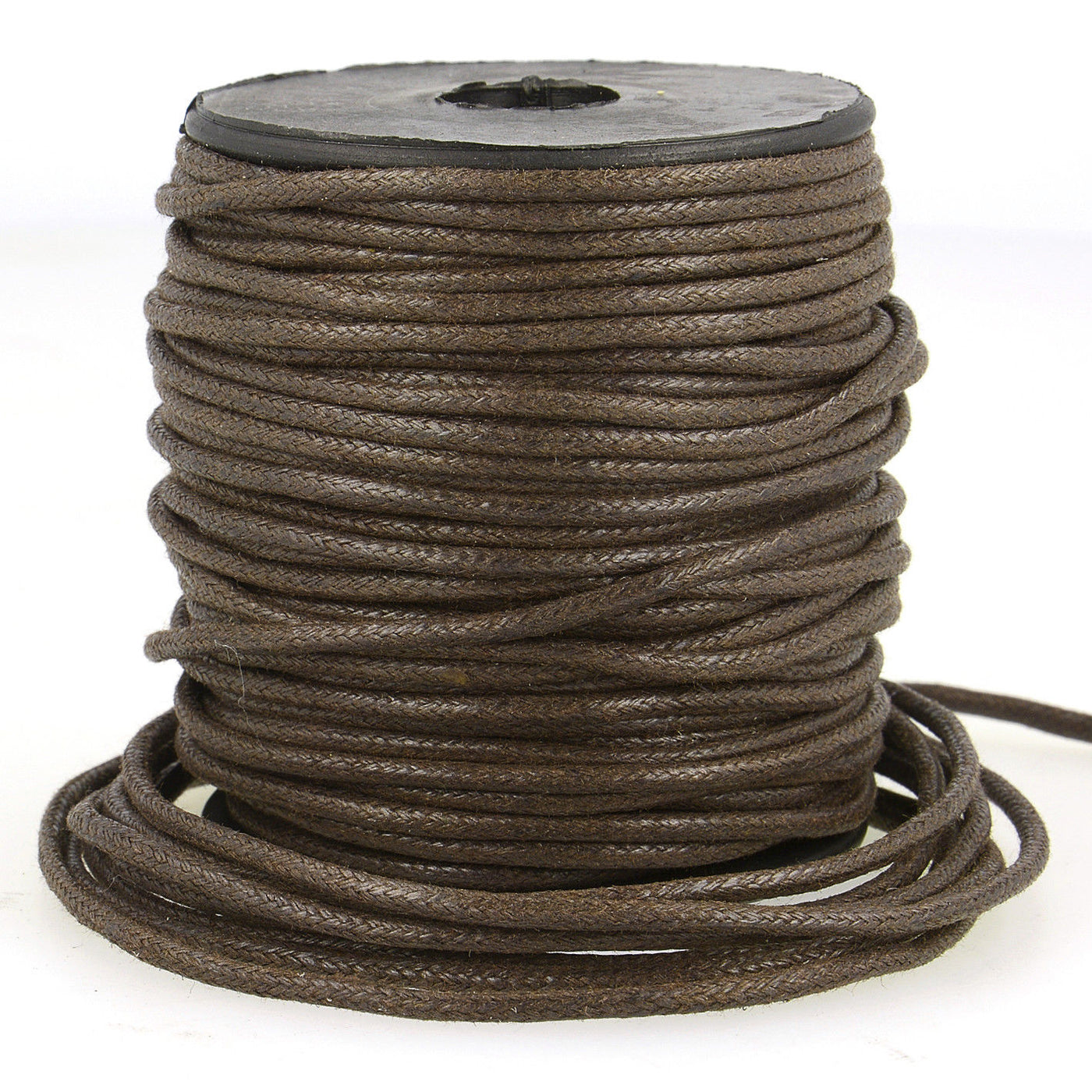 2mm brown Leather Thread Cord For Necklace Bracelet Craft leather cord Thong