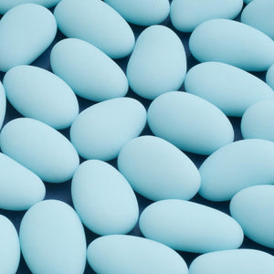 Blue High Quality Sugared Almonds - Wedding Favours, Christening Favours, Sweet carts
