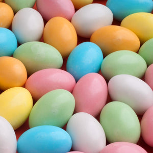 Mixed Colour Luxury Chocolate Eggs - Easter Egg Hunt, Easter Gifts, Sweet carts