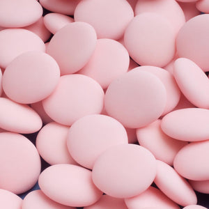 Pink Luxury Chocolate Buttons - Wedding Favours, Christening Favours, Sweet carts