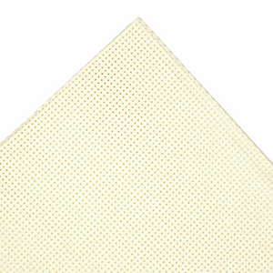 Cream - Needlecraft Fabric - 100% Cotton Aida - 11 Count - Trimits - Needlecrafts, Cross Stich, Needlework