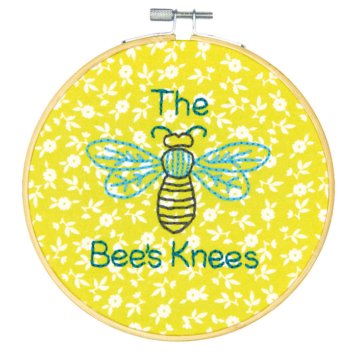 Dimensions Learn a Craft Crewel Embroidery Kit - The Bees Knees