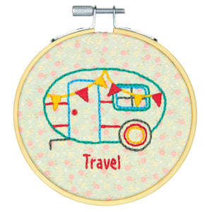 Crewel Embroidery Kits