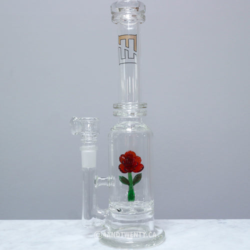 The Glass Rose by Empire Glassworks