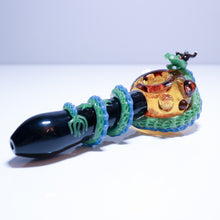 Dragon Spoon by Empire Glassworks