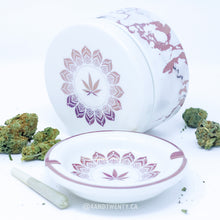 Blossom Stash Box & Ashtray - Limited Edition by Fashionably High
