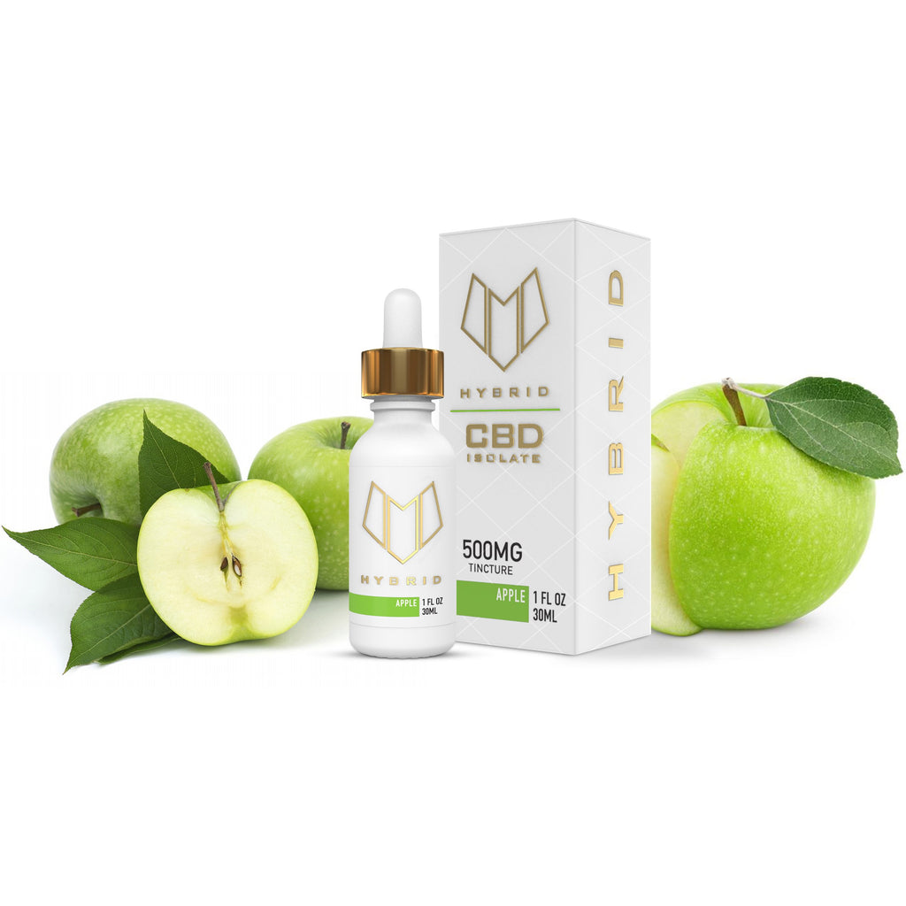 CBD Oil Apple 500mg