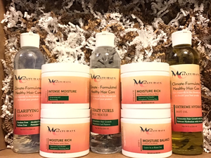 Healthy Hair Care System for Naturals