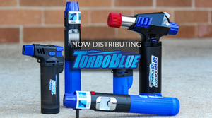 Now Available: Turbo Blue