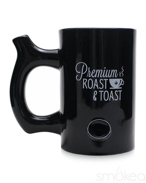 SMOKEA Roast & Toast Ceramic Coffee Mug Pipe