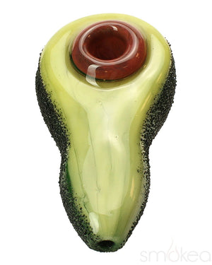 Empire Glassworks Avocado Hand Pipe - SMOKEA