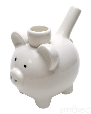 SMOKEA Ceramic Piggy Pipe