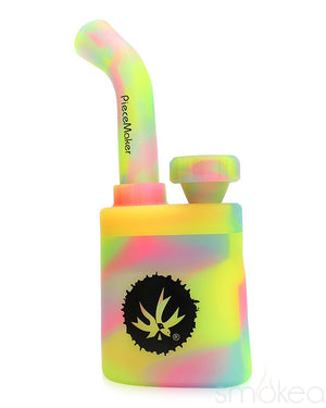 Piecemaker Klutch Silicone Bubbler