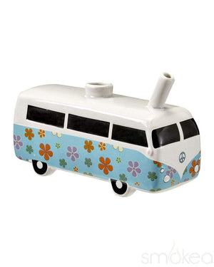 SMOKEA Ceramic Vintage Bus Pipe