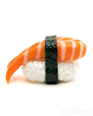 Empire Glassworks Shrimp Nigiri Hand Pipe