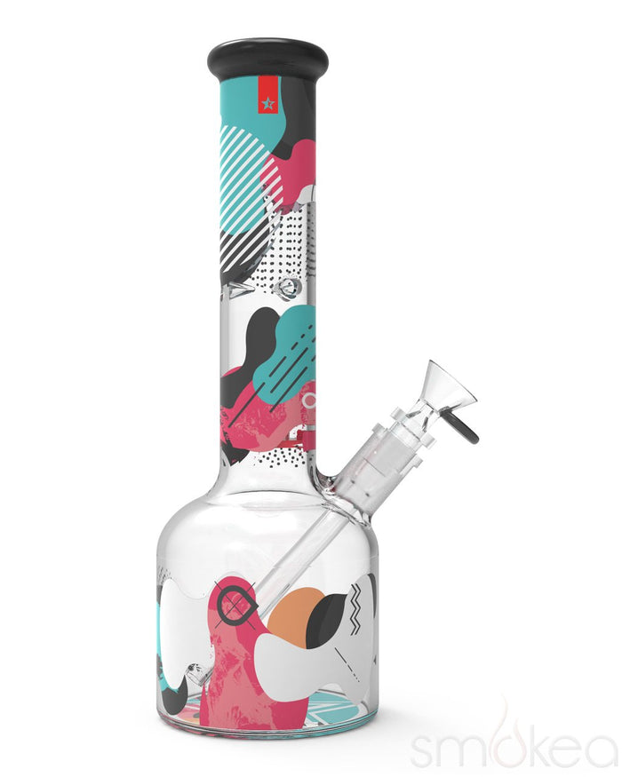 "Famous Designs ""Aquarius"" Bong"