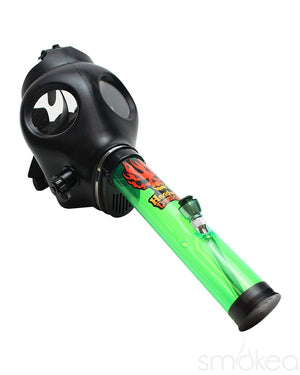 Headway Acrylic Gas Mask Bong - SMOKEA