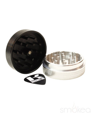 "Kannastor 2.2"" Solid Top 2pc Grinder - SMOKEA"