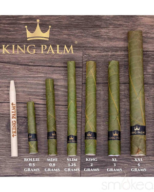 King Palm Mini Margarita Pre-Rolled Cones (2-Pack)