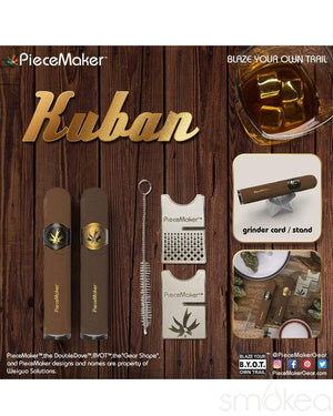 Piecemaker Kuban Silicone Cigar Pipe