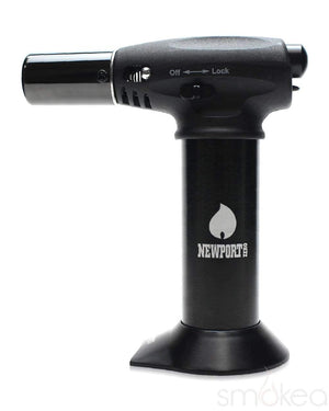 "Newport Zero 5"" Junior Turbo Torch Butane Lighter"