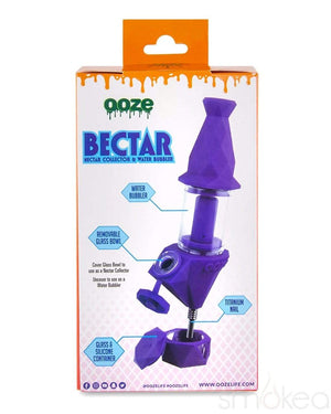 Ooze Bectar Silicone Water Pipe & Nectar Collector