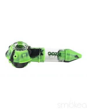 Ooze Bowser Silicone Glass Hand Pipe
