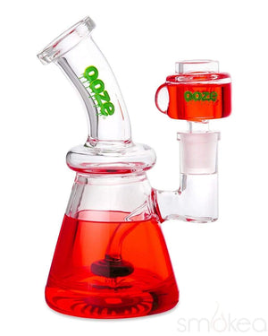 Ooze Glyco Glycerin Chilled Glass Bong