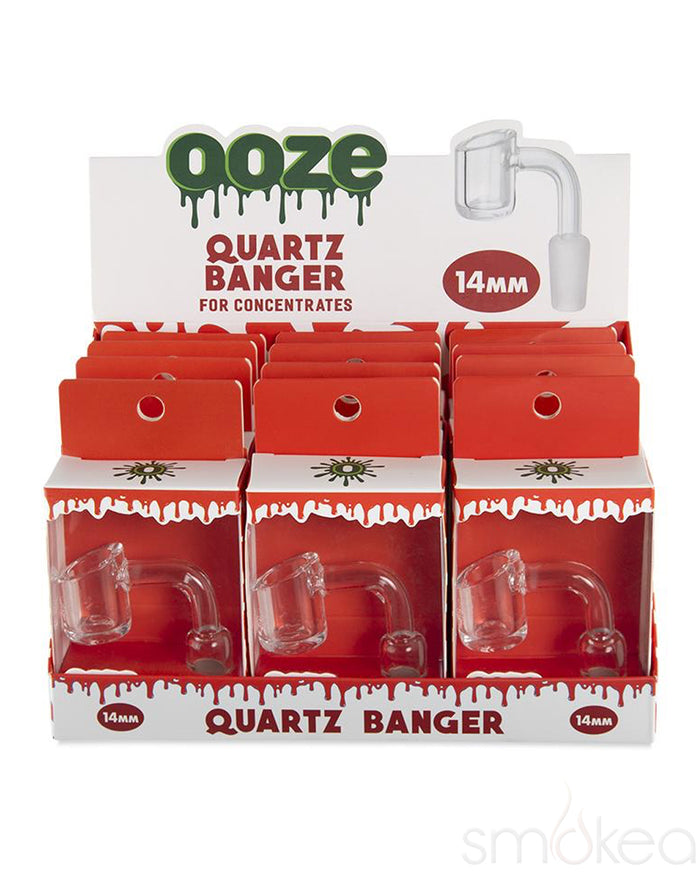 Ooze 14mm Quartz Banger