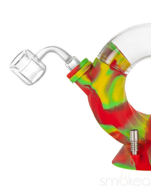 Ooze Ozone Silicone Water Pipe & Nectar Collector