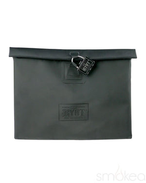 RYOT Large Flat Pack Smell Proof Storage Bag