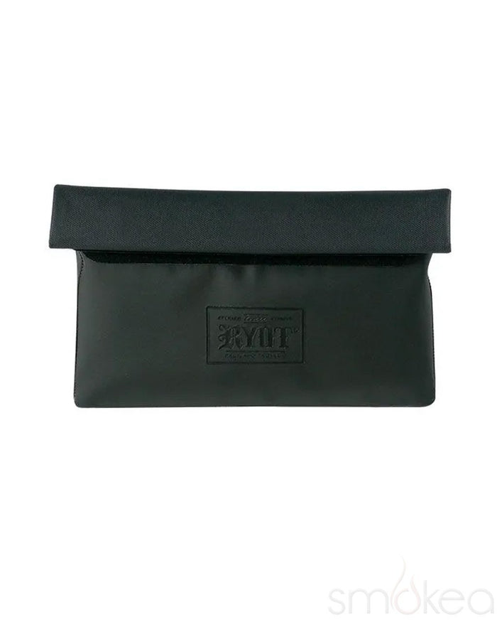 RYOT Small Flat Pack Smell Proof Storage Bag