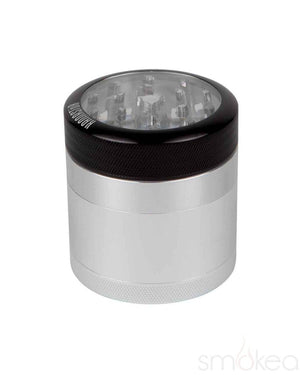 "Kannastor 2.2"" Clear Top 4pc Grinder"