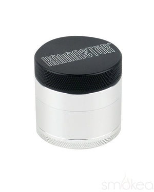"Kannastor 1.5"" Solid Top 4pc Grinder"